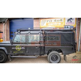 Tembo 4x4 side ladder Defender 130/110  - TBL15