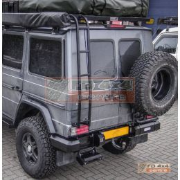 Tembo 4x4 rear bumper For Mercedes G Class - TB1255