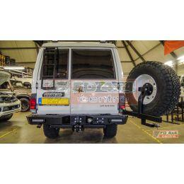 Tembo 4x4 rear bumper HZJ75 - TB3523