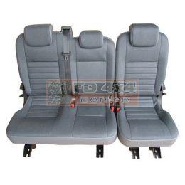 Puma 60/40 Seat Trim Kit - Wide Flute