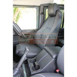 Elite Seat MK2 (Pairs Only) Car Denim