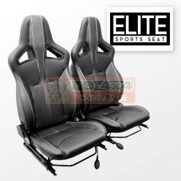 Elite Sports Seat (Heated) - Pair - EXT340