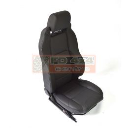 Elite Seat MK2 (Pairs Only) Black Leather