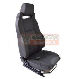 Elite Seat MK2 (Pairs Only) Black Span Mondus