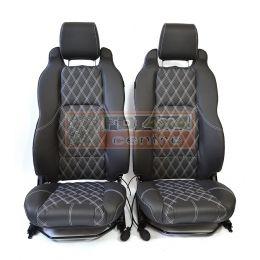 Elite Seat MK2 (Pairs Only) - Diamond White XS