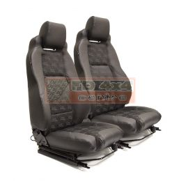 Elite Seat MK2 (Pairs Only) Logo Black