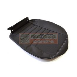 """90""""/110"""" Front Outer Base Cover XS Black Rack (Leather) 2006-2007"""