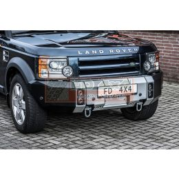 Tembo 4x4 winchbumper For Land Rover Discovery 3 & 4 - TB1200