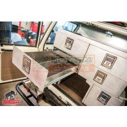 Interior loadspace - TB3540