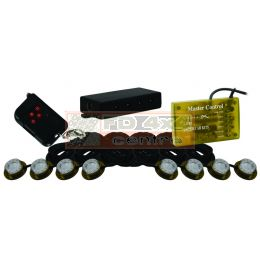 LED STROBE AND ROCK LIGHT KIT  - HIL-ST