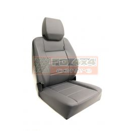Extreme Hi Back Seat Black Leather MKII - EXT370-BL