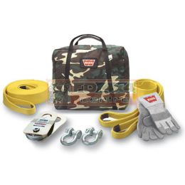 Medium Duty Winching Accessory Kit Camo - 062858
