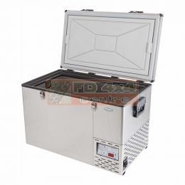 NL 80 STAINLESS STEEL REFRIGERATOR & FREEZER - NL-FRI-10800