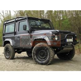 Safety Devices Roll Cage Defender 90 - RBL1087SSS