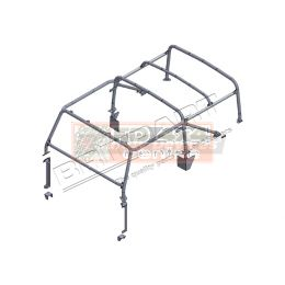 Safety Devices Roll Cage Defender 90 - RBL1887SSS