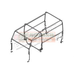 Safety Devices Roll Cage Defender 110 - RBL1907SSS