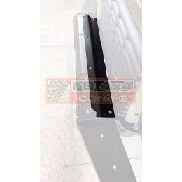 Alu Cover Plate  No Winch Tembo Bumper  - TB1009