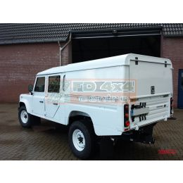 Tembo 4x4 hardtop 130 HCPU without windows front and rear - TB6013