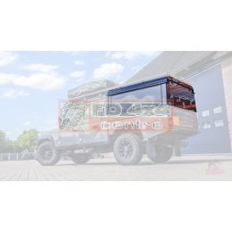 Tembo 4x4 hardtop 130 3x upward rear-side doors / no windows - TB6053