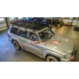 Tembo 4x4 Roof rack Nissan Patrol LWB Y61 Post 97 - TBPP01