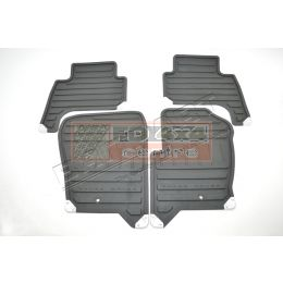 MATS - FLOOR - RUBBER - SET