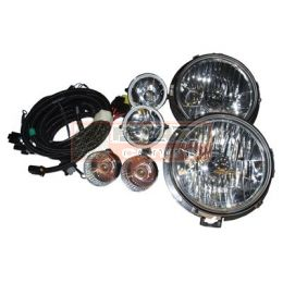 HEADLAMP ASSY - VPLDV0001