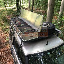 OZtent transport box - ALUBOX-OZ