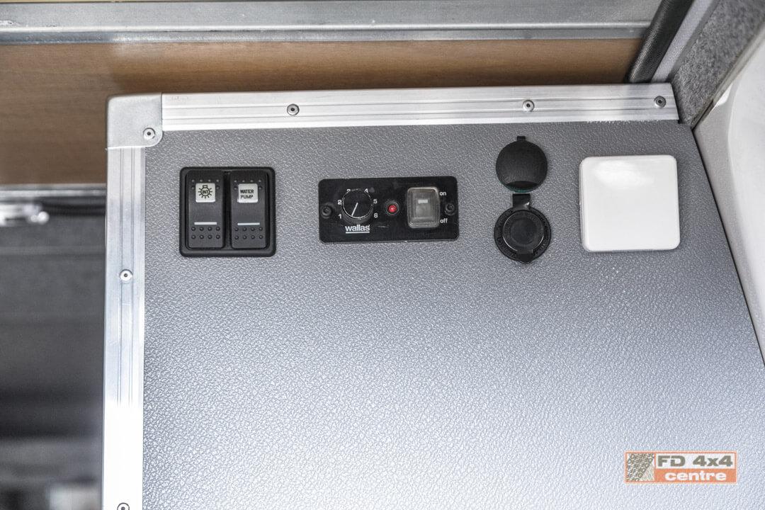 Landcruiser 70 series overlander