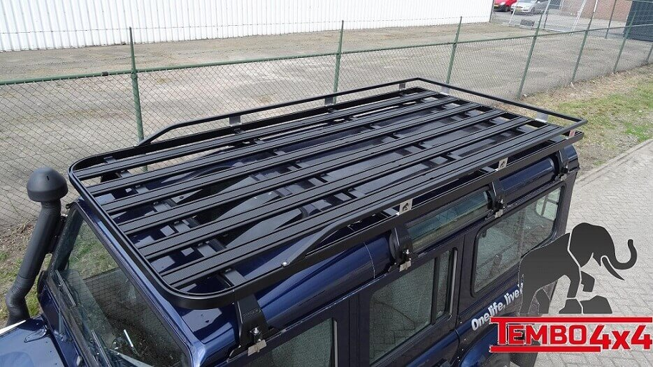 Land Rover Defender 110 Tembo 4x4 Roof rack
