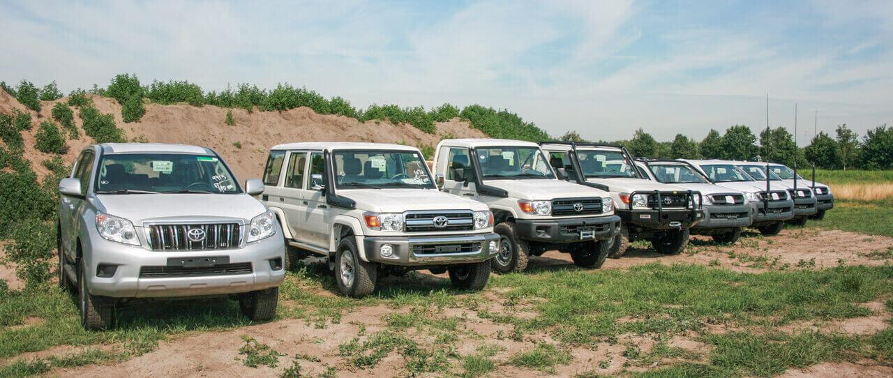 NGO fleet