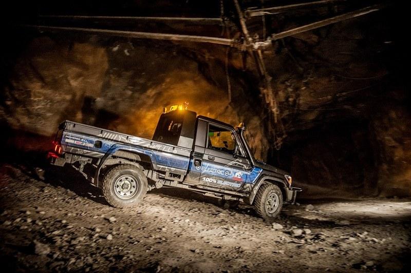 Tembo 4x4 e-LV underground