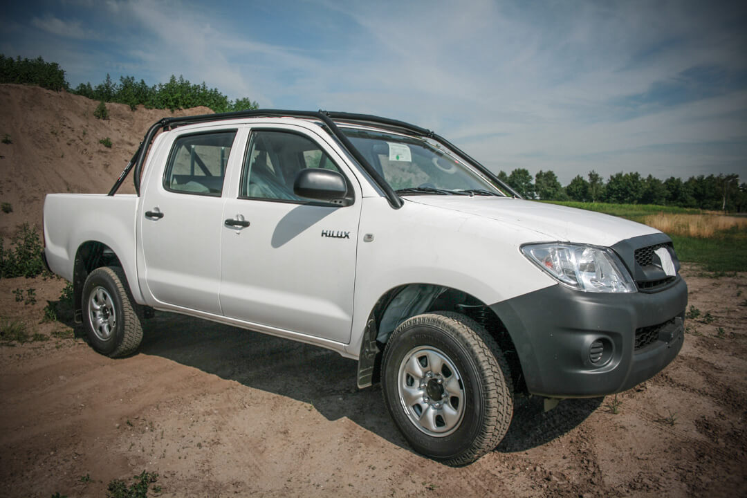 Rollcage toyota Hilux
