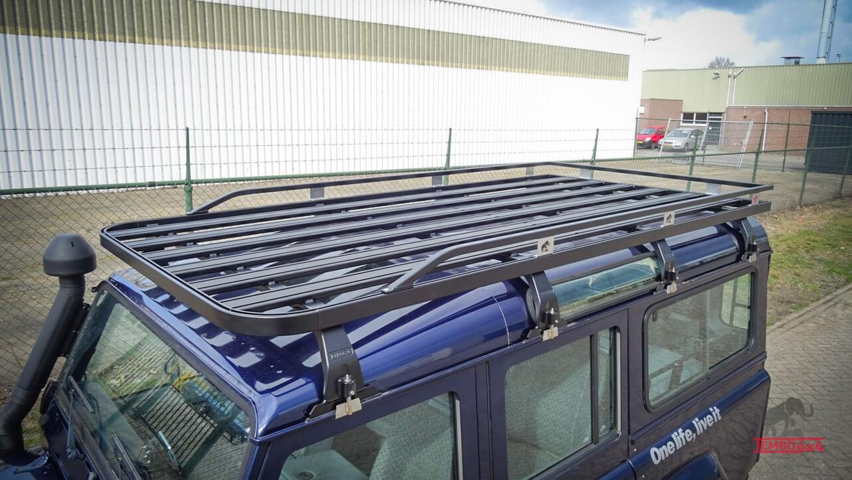 Defender 110 roof rack